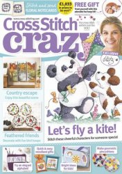 Cross Stitch Crazy №232 2017