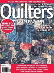 Quilters Companion №86 2017