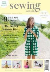 Sewing World - August 2017