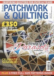 Patchwork & Quilting №283 2017