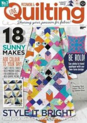 Love Patchwork & Quilting №50 2017