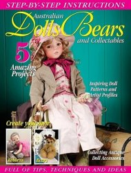 Australian Dolls Bears & Collectables Vol.23 №2 2017