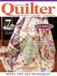Creative Quilter №5 2017