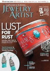 Lapidary Journal Jewelry Artist vol.71 №4 2017
