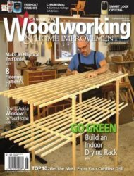Canadian Woodworking & Home Improvement №106 (февраль-март 2017)