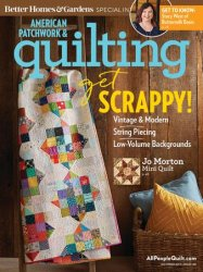 American Patchwork & Quilting №148 2017
