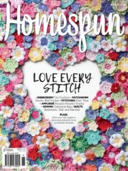 Australian Homespun — August 2017