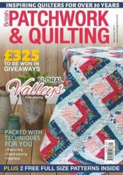 Patchwork & Quilting - September 2017