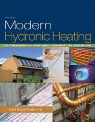 Modern Hydronic Heating: For Residential and Light Commercial Buildings, 3  ...