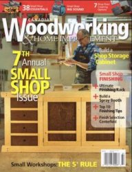 Canadian Woodworking & Home Improvement №108 (июнь-июль 2017)