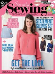 Simply Sewing №32 2017