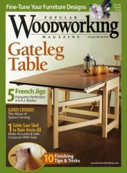 Popular Woodworking №234 2017