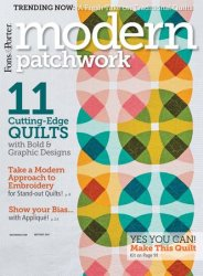 Modern Patchwork - September/October 2017