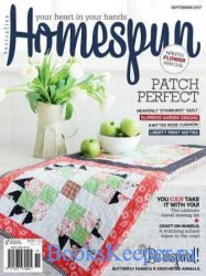 Australian Homespun №172 2017