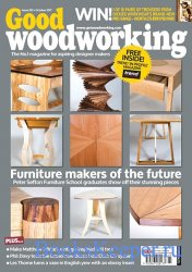 Good Woodworking №323 (October 2017)