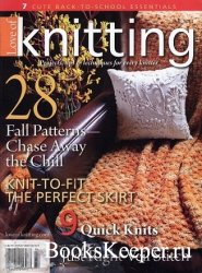 Love of Knitting - Fall 2011