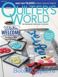 Quilter's World Vol.39 №4 2017