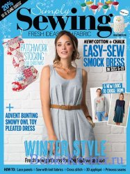 Simply Sewing №35 2017