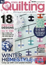 Love Patchwork & Quilting №53 2017
