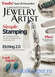 Lapidary Journal Jewelry Artist Vol.71 №6 2017