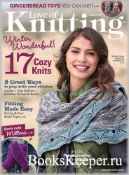 Love of Knitting Winter 2017