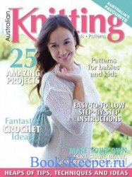 Australian Knitting Vol.9 №4 2017