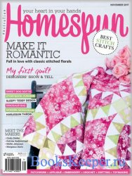 Australian Homespun - November 2017