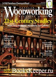 Popular Woodworking - December 2017