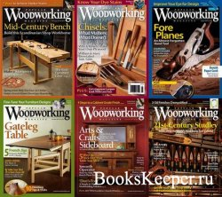 Popular Woodworking №230-236 (January-December 2017)