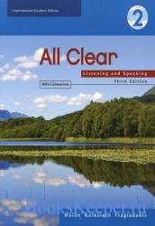 All Clear 2. Listening and Speaking (Book with Answer Key)