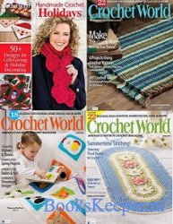 Crochet World №1-6 2017