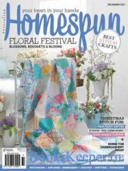 Australian Homespun №175 2017