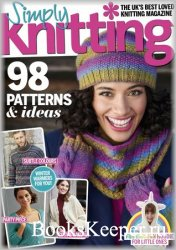 Simply Knitting №167 2018