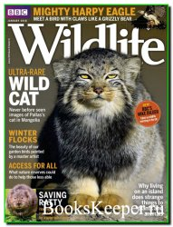 BBC Wildlife (January) 2018