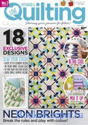 Love Patchwork & Quilting №56 2017