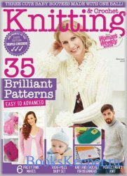 Knitting & Crochet from Woman's Weekly - February 2018