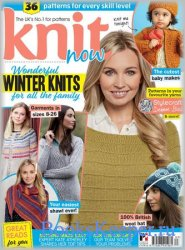 Knit Now - February 2018