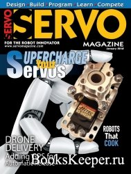 Servo Magazine №1 (January 2018)