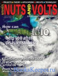 Nuts and Volts №1 (January 2018)