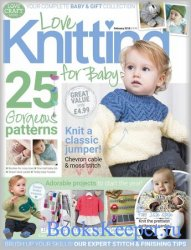 Love Knitting for Babies - January 2018