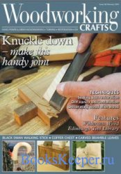 Woodworking Crafts №36 (февраль 2018)