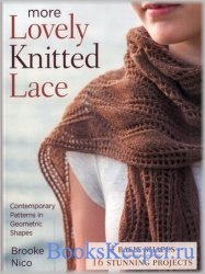 More Lovely Knitted Lace 2016