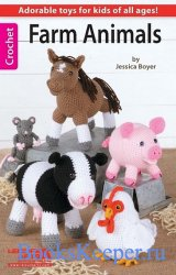 Crochet: Farm Animals
