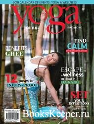 Yoga Journal Singapore - February 2018
