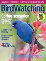 BirdWatching USA (March-April) 2018