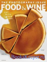 Food & Wine USA - March 2018