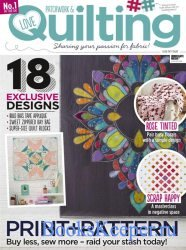 Love Patchwork & Quilting №58 2018