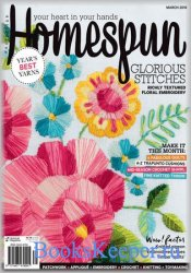 Australian Homespun №178 2018