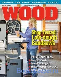 WOOD Magazine - May 2018