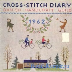Cross-stitch diary